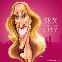 29 Celebrity Caricatures That Are Incredibly Accurate