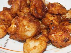 An die Töpfe , fertig looooooooooooooooos !: Gebackene Hühnerbrust süß sauer