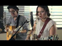 """Brite Sessions at AmericanaFest: """"Numb It"""" by honeyhoney"""