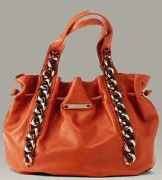 Michael Kors chain detail bag