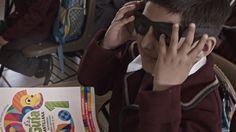 Save The Children - Paper Glasses