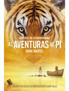 As aventuras de Pi, de Yann Martel -  filmes que assisti. 2013