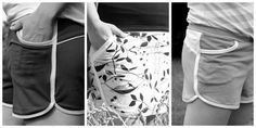 "Damen Rock & Shorts ""skarpa"" - Gr. 30-44"