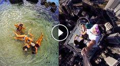 VIDEO: Cele mai tari aventuri ale anului 2015, filmate de cei mai curajoşi dintre pământeni - http://dailynews24.info/video-cele-mai-tari-aventuri-ale-anului-2015-filmate-de-cei-mai-curajosi-dintre-pamanteni/
