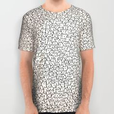 A Lot of Cats All Over Print Shirt