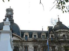 La Jefatura de Gobierno de la Ciudad y el Edificio La Prensa