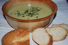 Crema di broccolo romanesco e patate