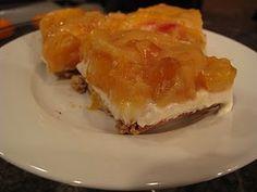 Peach Dessert...maybe @Jill Raymond?