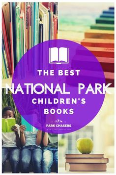 The Best National Park Children's Books - updated list for back-to-school and holiday shopping! - Park Chasers Summer Travel, Hawaii Travel, List Of National Parks, Books For Beginning Readers, National Park Passport, Kenai Fjords, Passport Stamps, Recommended Reading, Book Show