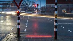 People won't stop staring at their phones, so this Dutch town put traffic lights on the ground — Quartz