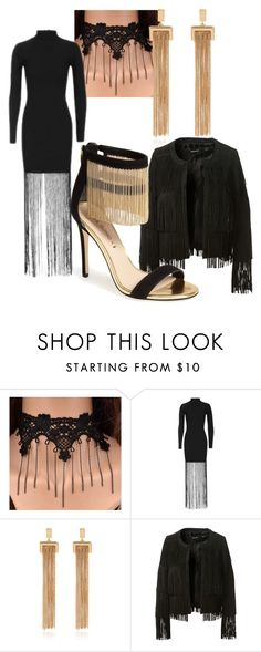 """""""Untitled #529"""" by kristina-lindstrom on Polyvore featuring Trend Cool, Topshop, Chloé, ThePerfext and Via Spiga"""