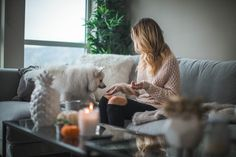 Fun Activities To Do, Home Activities, Photo Bougie, Febreze, Salons Cosy, Do It Yourself Furniture, Essential Oil Candles, Pet Safe, Animal Prints