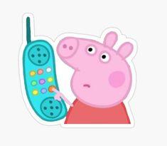 Peppa Pig Memes are Trending now - MemeVilla Peppa Pig Wallpaper, Cartoon Wallpaper, Peppa Pig Painting, Peppa Pig Drawing, Art Mini Toile, Meme Chat, Peppa Pig Stickers, Peppa Pig Memes, Meme Stickers