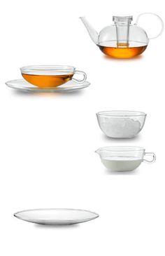 Tea Service  by Wilhelm Wagenfeld