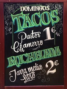 Board for La Cantina Mexicana on Behance
