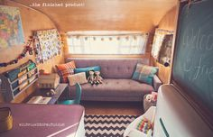 I want to renovate a camper. Post college plans! http://wildflowersphotos.com/2012/11/our-spartanette-trailer-renovation/