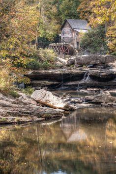 Glade Creek Mill by Jeffrey Culverhouse on 500px