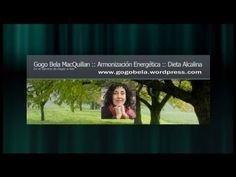 """""""Cómo iniciarte en la Dieta Alcalina"""" por Gogo Bela MacQuillan"""