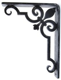 Charlotte Wrought Iron Corbel