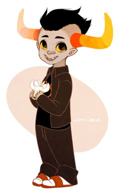 Tavros Nitram!! OMG this picture is so cute