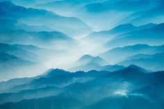 Photograph Misty morning over the Himalayas by Bjorn Moerman on 500px