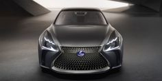 #Lexus has unveiled the #LF #LC concept, revealed a supercar ready to compete with strong rivals such as the #BMW 7- Series and #Mercedes S-Class
