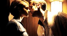 Pin for Later: 85 Types of Kisses Everyone Should Experience at Least Once The Elevator Makeout Source: Film District