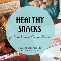 If there's one thing I love more than cheese pizza, it's snacking. There is just something so lovely and delightful about little mini meals/treats throughout my day. Healthy Crackers, Healthy Snacks, Healthy Recipes, Online Bible Study, Christian Parenting, School Lunches, Holiday Activities, Love Your Life, Nut Free