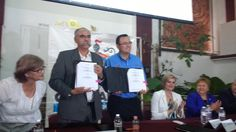 Firma convenio Municipio y CEDH a favor de personas discapacitadas