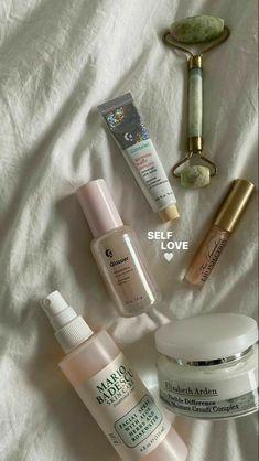 Beauty Care, Beauty Skin, Beauty Hacks, Beauty Essentials, Purse Essentials, Beauty Make Up, Haut Routine, Healthy Lifestyle Motivation, Tips Belleza