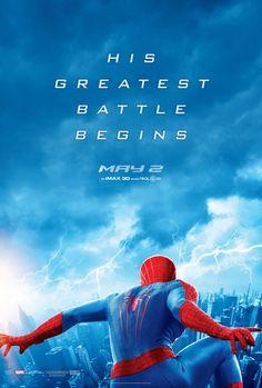 ✔️アメイジング・スパイダーマン2/The Amazing Spider-Man 2(4/25-)