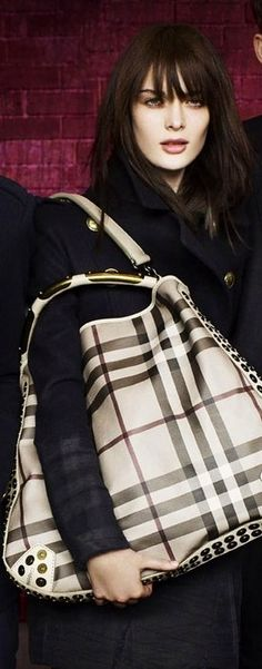 Burberry ~ Prorsum Large Tote