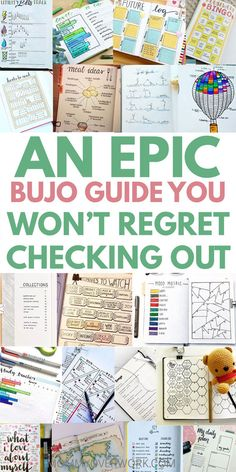 BULLET JOURNALING can be a total game changer. Don& miss out on this epic guide with tons of example layouts for inspiration. Get your BUJO mojo on! Bullet Journal Banners, Bullet Journal For Beginners, Bullet Journal Junkies, Bullet Journal Notebook, Bullet Journal Inspo, Bullet Journal Spread, Bullet Journal Ideas Pages, Journal Cards, Examples Of Bullet Journals