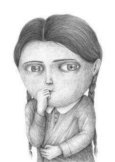 https://www.behance.net/gallery/13459093/Drawings-2013-part-4