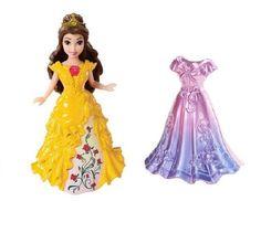 Jucarie - Disney Princess Magiclip, Belle - Elefant.ro