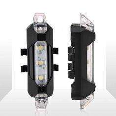 Bl14 Best Cycle Rear Light Usb Rechargeable Bike Lighting Set Bike Tail Light Bike Lights Rechargeable Bike Light