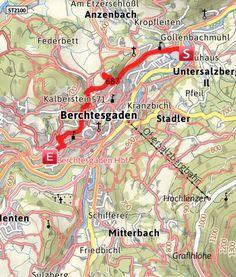 Soleleitungsweg Berchtesgaden