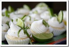 Key lime buttercream frosting ... to die for