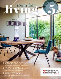 Bestel hier het gratis XOOON lookbook met wooninspiratie en unieke designmeubelen #wonen #interieur