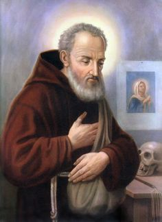 St Felix of Nicosia (after the first Felix Capuchin saint), and professed his vows a year later. He was given the job of quaestor, which involved roaming the region in the goal of collecting alms to support the friars and their work. He was endowed with the gift of healing both physical and spiritual diseases and he delighted in tending the sick. He could also bilocate in the same way as another Capuchin friar of modern times, Padre Pio