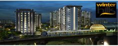 Winter Hills Dwarka a royal living option in Delhi. this project offers 2,3 and 4 bhk luxury option. For further details visit us at http://www.findmyghar.com