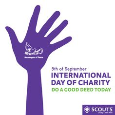 International Day of Charity International Days, Class Notes, Good Deeds, Some Pictures, Charity, Peace, Sobriety, World