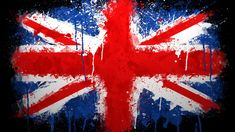 Flag art england wallpaper