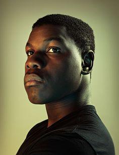 John Boyega, por Marco Grob para TIME
