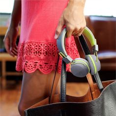 Gift Guide - Best Gifts For Her - Neon Bluetooth Wireless On-Ear Headphones | JLab Audio