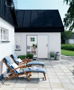 Scandinavian Retreat: summer house