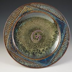 musing about mud: monday morning eye candy: Cuzick Pottery