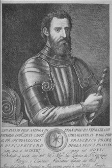 Giovanni Verrazano was the first to discover the New York bay April 17th, 1524.