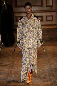 Chintz floral jacket