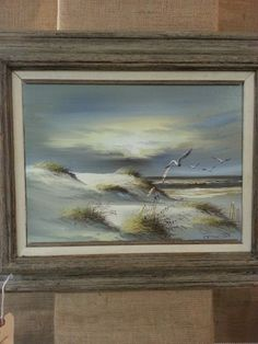 Have a space on your wall that is calling for something to fill it? We've got lots of options to explore! #art #LaJolla #beach #seascape